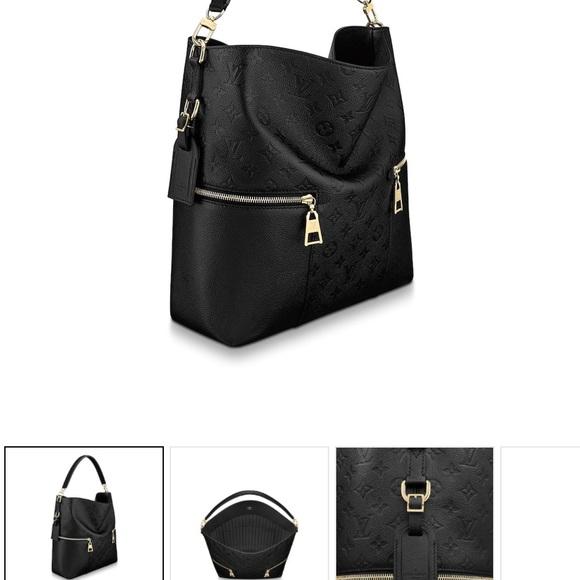 Lou sis Vuitton MULE bag
